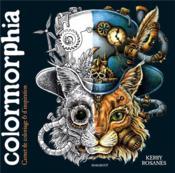 Colormorphia ; carnet de coloriage & d'inspiration - Couverture - Format classique
