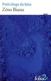 Petit éloge du bleu - Couverture - Format classique