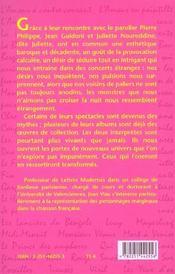 Guidoni & juliette - crimes feminines - 4ème de couverture - Format classique