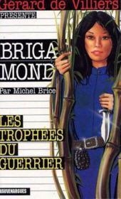 Brigade mondaine t.220 ; les trophées du guerrier - Couverture - Format classique