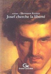 Josef cherche la liberté - Intérieur - Format classique