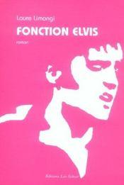 Fonction Elvis - Intérieur - Format classique