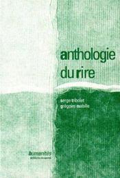 Anthologie Du Rire - Intérieur - Format classique