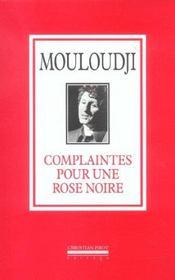 Complaintes Pour Une Rose Noire - Intérieur - Format classique