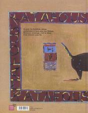 L'histoire sans fin des mafous et des ratafous - 4ème de couverture - Format classique