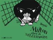 Milton chez le vétérinaire - Couverture - Format classique