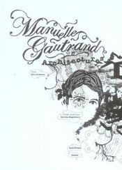 Manuelle gautrand. architectures - Intérieur - Format classique