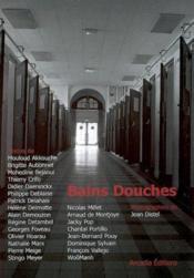 Bains Douches - Couverture - Format classique