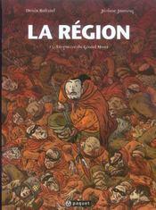 La région T.3 ; la guerre du grand mont - Intérieur - Format classique