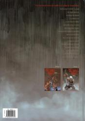 Nocturnes rouges - origines t.2 ; dans la chair - 4ème de couverture - Format classique