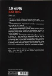 Black block - 4ème de couverture - Format classique