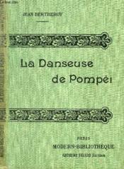 La Danseuse De Pompei. - Couverture - Format classique