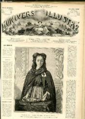 L'UNIVERS ILLUSTRE - QUINZIEME ANNEE N° 900 Salon de 1872 - Couverture - Format classique