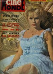 CINEMONDE - 32e ANNEE - N° 1548 - NOS 2 FILMS RACONTES: LE SYSTEME et PANIQUE ANNEE ZERO - Couverture - Format classique