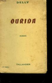 Ourida - Couverture - Format classique