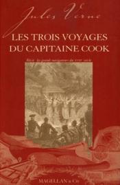 Les 3 voyages du capitaine Cook (2e édition) - Couverture - Format classique