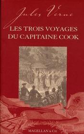 Les 3 voyages du capitaine Cook (2e édition) - Intérieur - Format classique