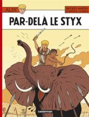 Alix T.34 ; par-delà le Styx - Couverture - Format classique