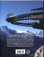 1001 Walks - 4ème de couverture - Format classique
