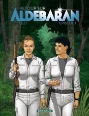 Retour sur Aldebaran T.1 - Couverture - Format classique