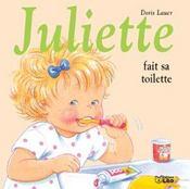 Juliette fait sa toilette - Intérieur - Format classique