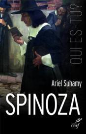 Spinoza - Couverture - Format classique