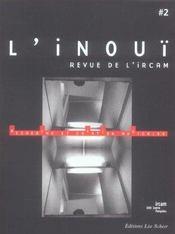 L'Inoui N.2 - Intérieur - Format classique