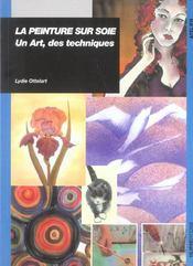 Peinture Sur Soie Un Art Des Techniques - Intérieur - Format classique