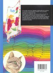 Peinture Sur Soie Un Art Des Techniques - 4ème de couverture - Format classique