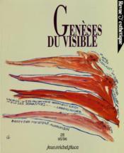 Revue D'Esthetique N.28 ; Génèse Du Visible - Couverture - Format classique