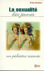 Sexualite des jeunes - Couverture - Format classique