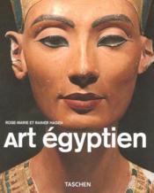 Art égyptien - Couverture - Format classique