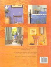 Decoration Idees A La Page - 4ème de couverture - Format classique