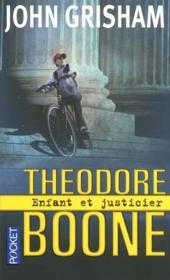 Théodore Boone, enfant et justicier t.1 - Couverture - Format classique