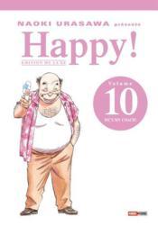 Happy ! t.10 - Couverture - Format classique