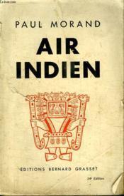 Air Indien. - Couverture - Format classique
