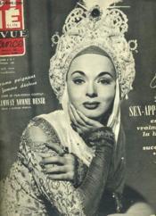 Cine Revue France - 32e Annee - N° 7 - Un Tramway Nomme Desir - Couverture - Format classique