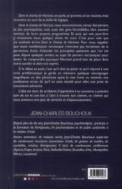 Dans le champs de Narcisse ; 36 questions sur les pervers narcissiques - 4ème de couverture - Format classique