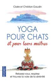 Yoga pour chats et pour leurs maitres - Couverture - Format classique