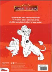 Maxi Colos La Garde Du Roi Lion Disney