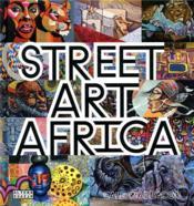Street art Africa - Couverture - Format classique