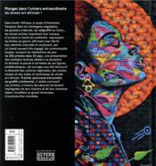 Street art Africa - 4ème de couverture - Format classique
