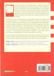 Droit Civil ; Les Suretes ; La Publicite Fonciere - 4ème de couverture - Format classique