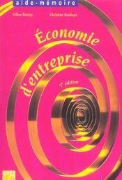 Economie d'entreprise (7e edition) - Intérieur - Format classique
