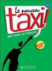 telecharger Nouveau taxi ! – niveau A2 livre PDF en ligne gratuit