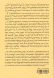 Ithaque - 4ème de couverture - Format classique