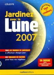 Les Millesimes ; Jardinez Avec La Lune 2007 - Intérieur - Format classique