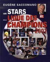Les Stars De La Ligue Des Champions 2007 - Intérieur - Format classique