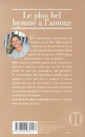 Tant De Choses A Vous Dire - 4ème de couverture - Format classique