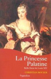 La Princesse Palatine - Intérieur - Format classique